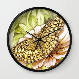 Flight of Fancy Wall Clock