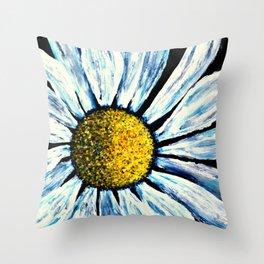 Giant Daisy Throw Pillow