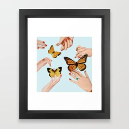 Framed Art Prints Society6