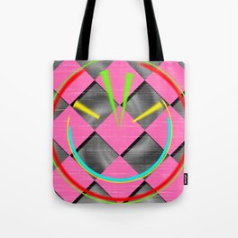 colored abstraction Tote Bag