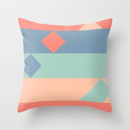 Spacial Balance Throw Pillow