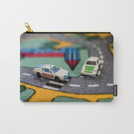 France Germany police polizei sports car Carry-All Pouch