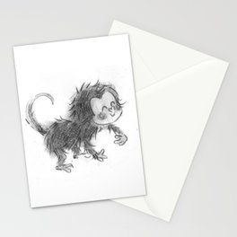 Momo Monkey Stationery Cards