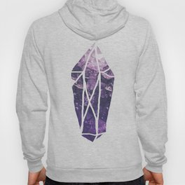 Amethyst Gem Dreams Hoody