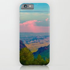 Chisos Mountain Park Big Bend Texas Slim Case iPhone 6s