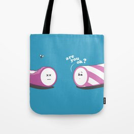 Sweet bite Tote Bag