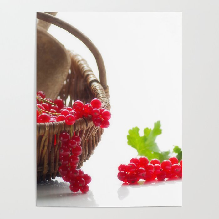 Fresh fruity Decorating Poster by tanjariedel