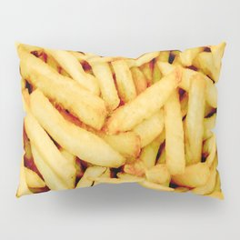 French Fries Pillow Sham