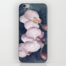 Orchids In the Evening iPhone & iPod Skin