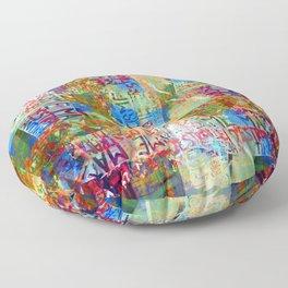 20180528 Floor Pillow