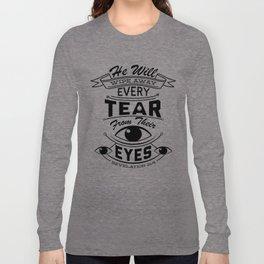 Revelation 21:4 Long Sleeve T-shirt