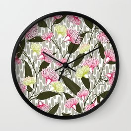 Bush Vine Wall Clock