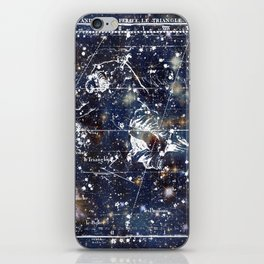 Celestial Charts iPhone Skin