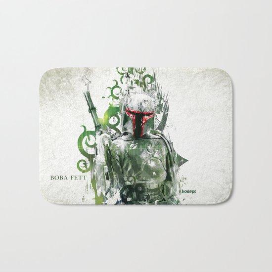 Star Wars _ Boba Fett Bath Mat