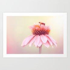 Wee Bee Art Print