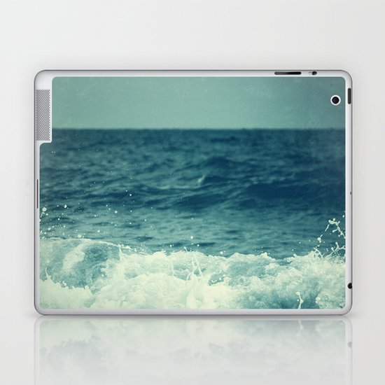The Sea II. (Sea Monster) Laptop & iPad Skin