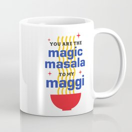 Magic Masala Coffee Mug