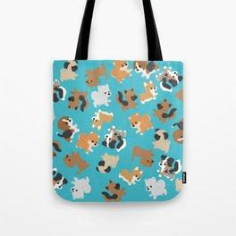 Dogs Galore Tote Bag