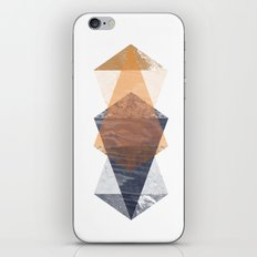 Translucent no. 05 | blue iPhone & iPod Skin
