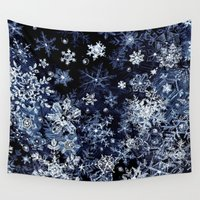 holiday Wall Tapestries featuring Holiday by Ivanushka Tzepesh