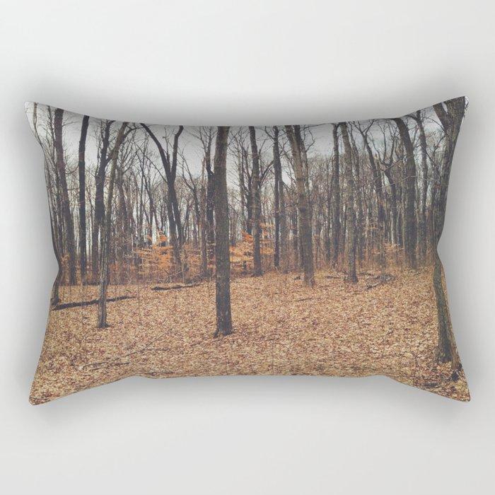 Indiana Forest Rectangular Pillow