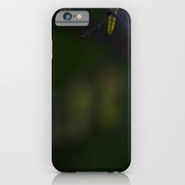 Concept nature : Hazel alder iPhone Case