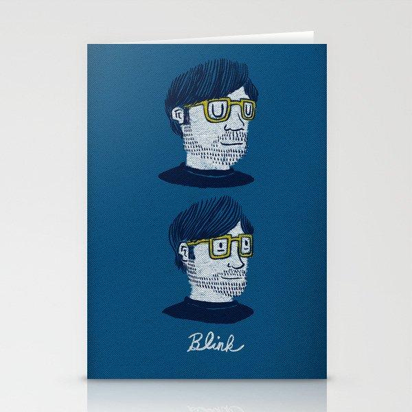 Blink Stationery Cards by brockart
