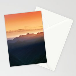 Monte Negro Canyon Stationery Cards