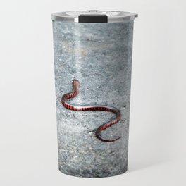 Juvenile Eastern Mud Snake Travel Mug