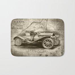 1907 Buick Bath Mat