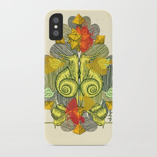 Snailkiss iPhone Case