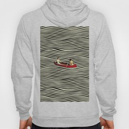 Illusionary Boat Ride Hoody