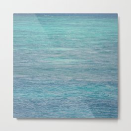 South Pacific x The Coral Sea Metal Print