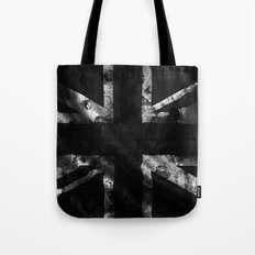 God Damn the Queen Tote Bag