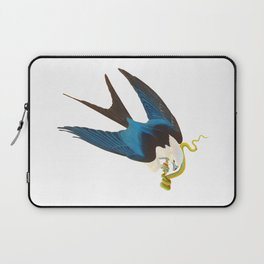 Swallow-tailed Hawk Laptop Sleeve