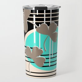 Saint Patrick, abstraction 2 Travel Mug