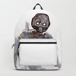 K2SO Watercolor Painting Backpack