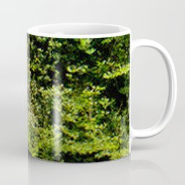 Peering Greens Coffee Mug
