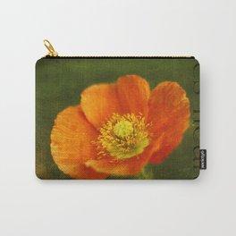 Les Fleurs Carry-All Pouch