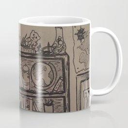 Busy Bedroom Coffee Mug