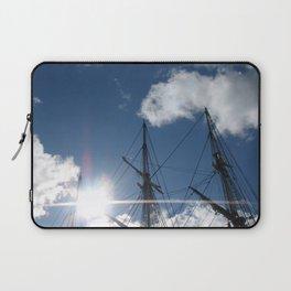 Salem Wooden ship Laptop Sleeve
