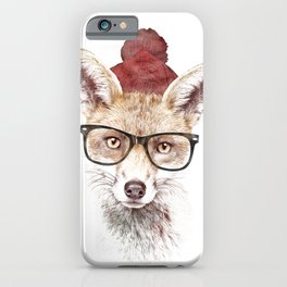 It's pretty cold outside iPhone Case