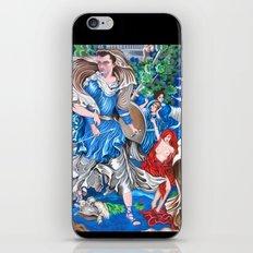 Blue Fairy, Sam Fan Art iPhone & iPod Skin