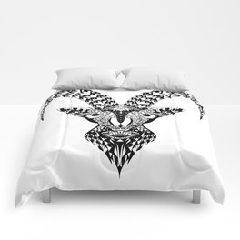 Black Goat Comforters