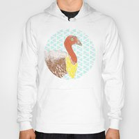 turkey Hoodies featuring Go turkey! by Albert Palen  >   albertpalendraws.com