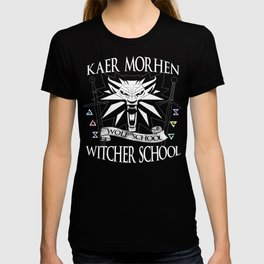 Kaer Morhen Witcher School T-shirt