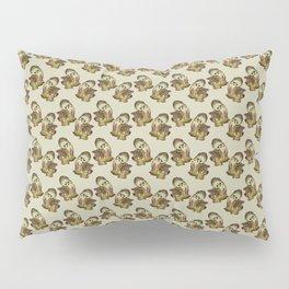 slime skull Pillow Sham