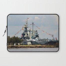 Full Dressed Battleship Laptop Sleeve