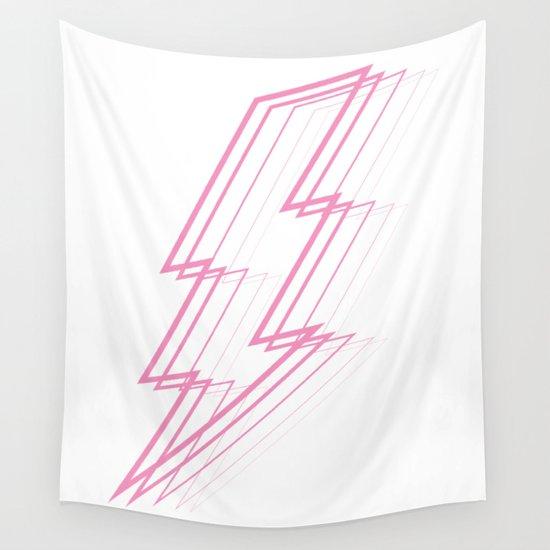 Pink Lightning Bolt by feliciasdesigns