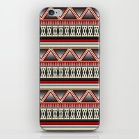 Dark Romance Tribal iPhone & iPod Skin
